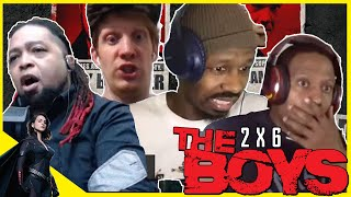 """The Boys Season 2 Episode 6 Reaction/Review """"The Bloody Doors Off"""""""