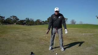 Bradley Hughes Golf- How To Setup Perfectly For The Shot