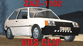 ZAZ 1102 VHS Clip | GMOD Machinima