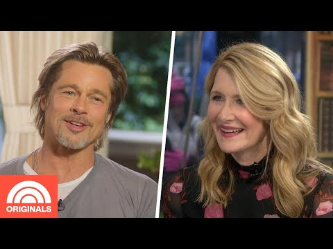 Brad Pitt, Laura Dern And More Oscar Nominees On TODAY | TODAY Original