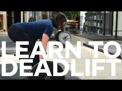 Learning to Deadlift