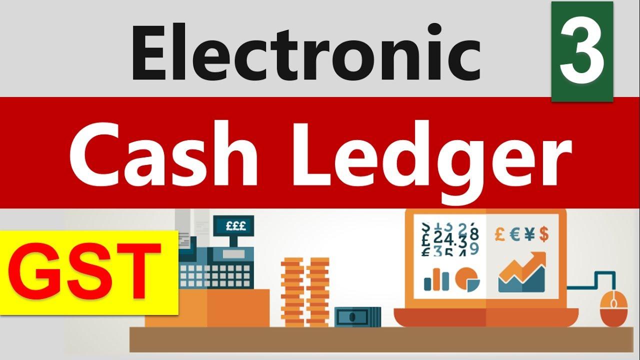 cash ledger