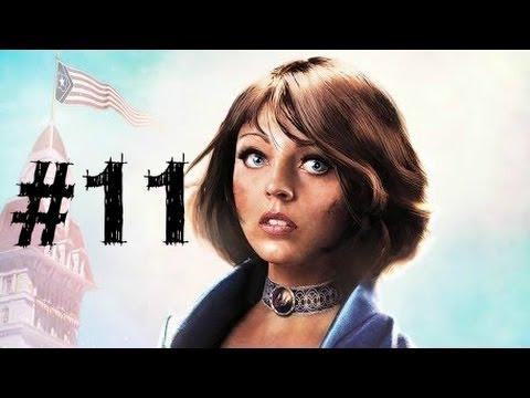 Bioshock Infinite Gameplay Walkthrough Part 11 - Shock Jockey - Chapter 11