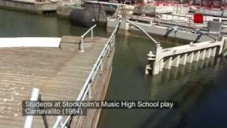 Södertälje Kanal - Stockholm