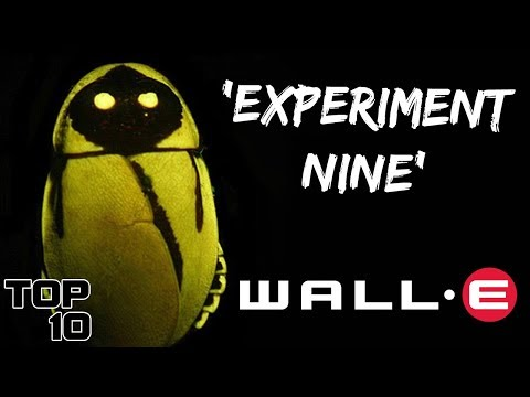 Top 10 Scary Wall-E Theories