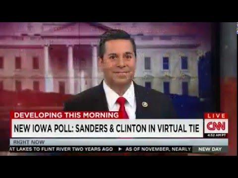 DCCC Chairman Lujan on CNN New Day 1/14/2016