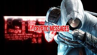 Pesan Rahasia Di Assassin Creed