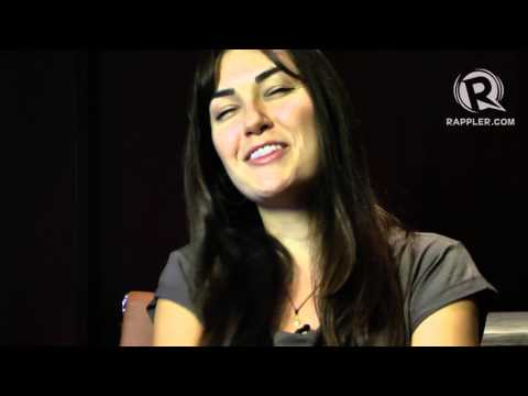 Sasha Grey on how she got into music, being protective of her privacy