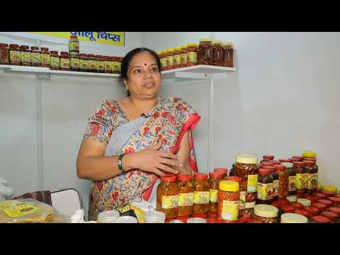Ladies self-help groups are a good support, says this woman entrepreneur