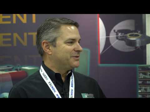 ETC TV, Sponsored By PA Group, Interviews Kevin Ahlstrom Of McCoy Machinery At IFAI Expo