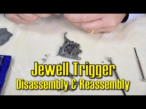 S2 - 16 - Jewell Trigger Disassembly & Reassembly