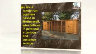 Best Glasgow Dog Kennels For Sale Tel 07976 931631