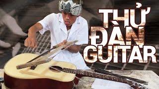 Chuột Bạch 5: Thử...Đàn Guitar