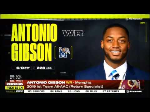 Antonio Gibson: 2020's Next Christian McCaffrey