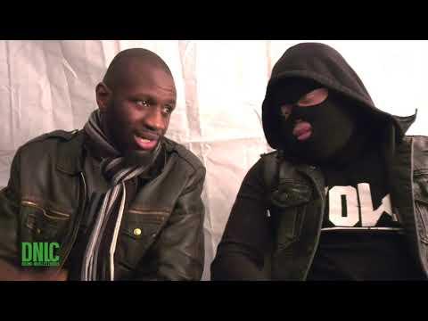 Youtube: DNLC x Kalash Criminel: mon zinc Douma est fort mais il est trop«rue», Grigny vous êtes trop«rue»