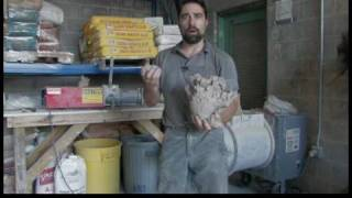 Making Pottery Clay : Processing Clay With A Pug Mill