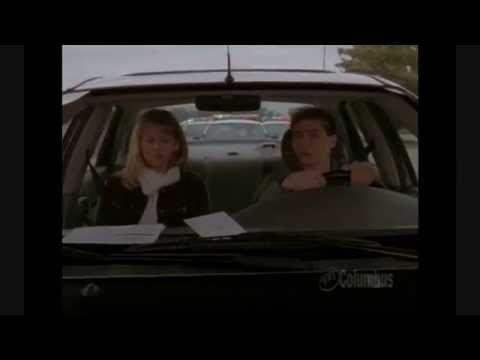 Malcolm in the Middle - Driver's Ed Course Police Chase