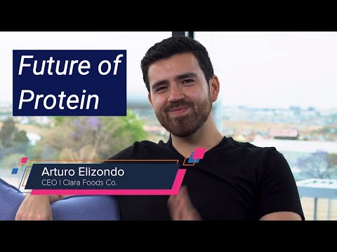The Future of Protein - Arturo Elizondo - Chicken Free Eggs - S1 ...