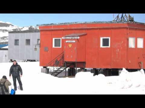 09 Antarctica. Day 2 - Антарктида. День 2. Станция Белитсгаузена