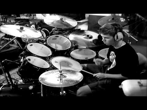 Fear of the Dark - Drum Cover - Iron Maiden HD