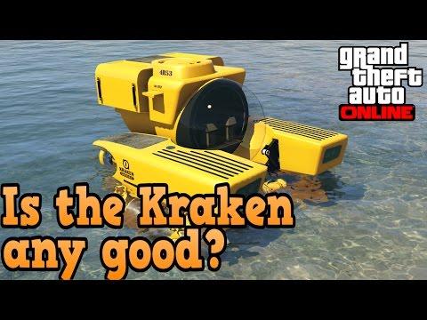 GTA online guides - Is the Kraken any good?
