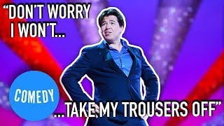 Download Michael Mcintyre & His Upside Down Legs | BEST OF Happy & Glorious | Universal Comedy Mp3 and Videos