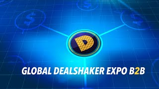 GLOBAL DEALSHAKER EXPO B2B | REGISTRA TU COMERCIO YA
