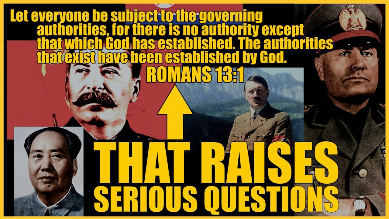 What Does Romans 13 Mean The Most Controversial Bible Passage In