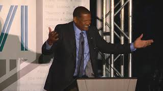 Marques Johnson's Wisconsin Athletic Hall of Fame induction speech