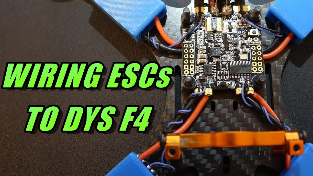 Dys F4 Wiring Escs