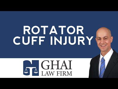 Rotator Cuff Injury from Acworth Accident