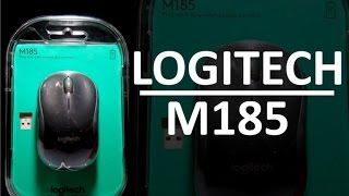 Logitech M185 waireless plus Mouse | unboxing and Full-review