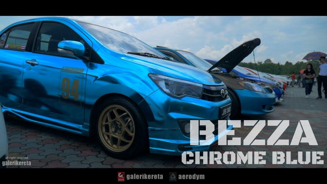 Perodua Bezza Chrome - YouTube