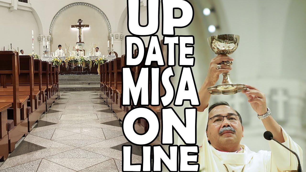 Update Agenda Perayaan Misa Natal Online di Keuskupan Agung Semarang 2020