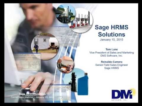 Learn how Sage HRMS Solutions will help you meet all of your HR challenges