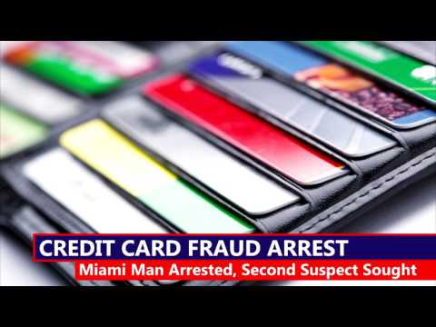 Man Arrested in Sioux Falls with Fraudulent Credit Cards