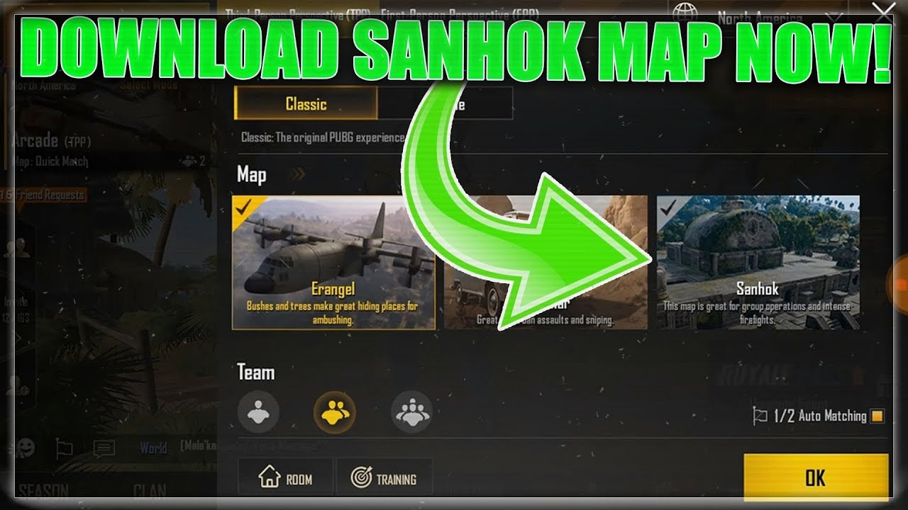 How to download sanhok map early pubg mobile 080 youtube how to download sanhok map early pubg mobile 080 gumiabroncs Choice Image