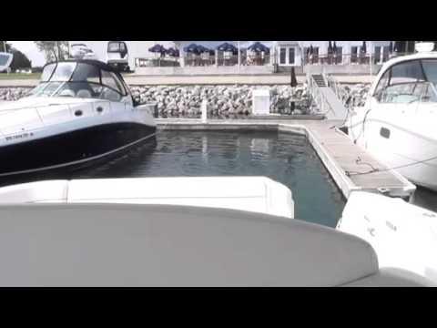 Twin Engine Boat Docking Instruction Tiara 31 Coronet Doovi