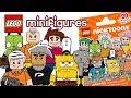 LEGO Nicktoons Minifigures - CMF Draft!