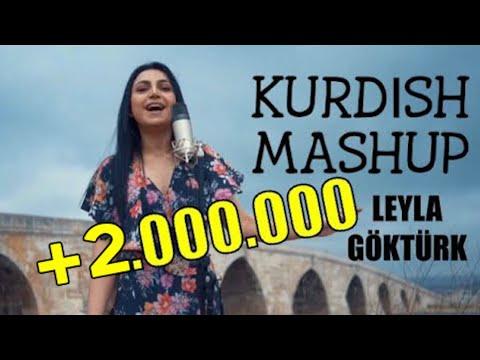 Kurdish Mashup- Leyla Göktürk (2019) Nû/New/Yeni