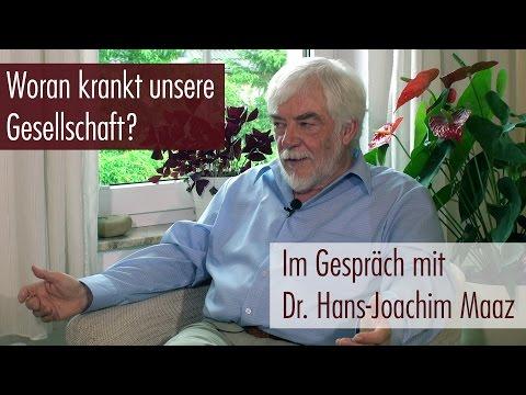 """Dr. Hans-Joachim Maaz: """"Woran krankt unsere Gesellschaft?"""""""