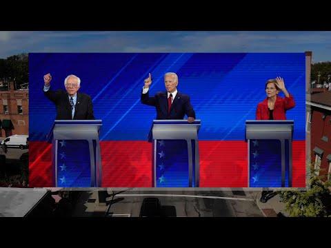 Impeachment, health issues swirl around Dem debate thumbnail