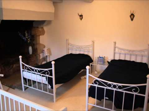 Holiday rental with free WIFI between beach and Dinan, Brittany