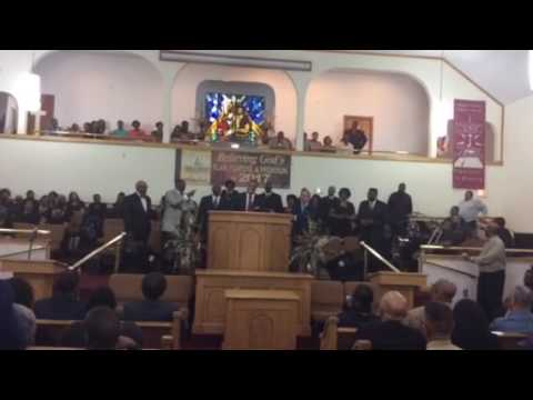 Whooping/Praise Break Rev. Tellis Chapman MCBC Lake Charles, Louisiana