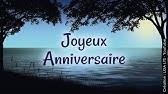 Joyeux Anniversaire Jolie Carte Virtuelle Gratuite Youtube