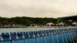 Golden Retriever Dock Dog Jump