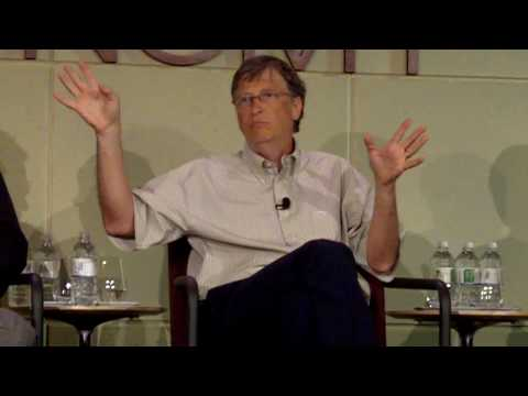 Bill Gates On In-person Vs. Online Education
