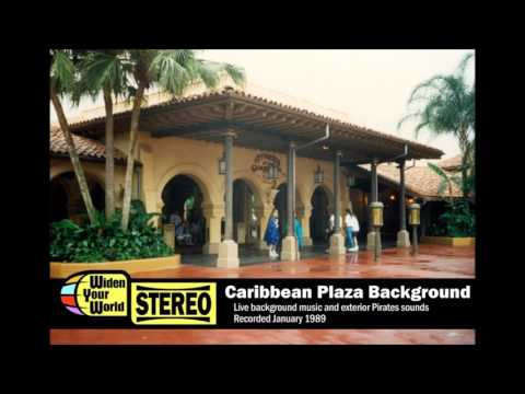 Caribbean Plaza Live Background Audio January 1989