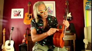 Gretsch tenor ukulele