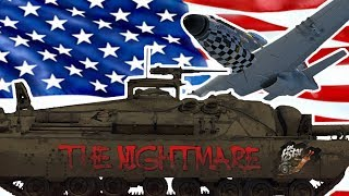 """""""The Nightmare"""" - T95 War Thunder Montage"""